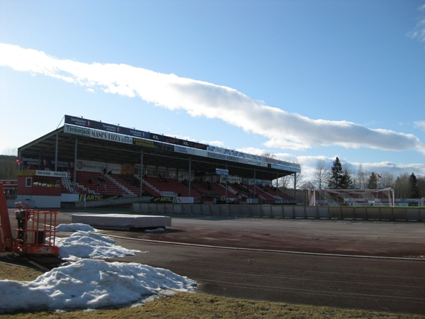Gjemselund Stadion, Kongsvinger