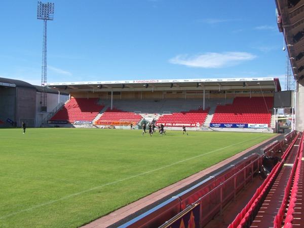 Nye Fredrikstad Stadion, Fredrikstad