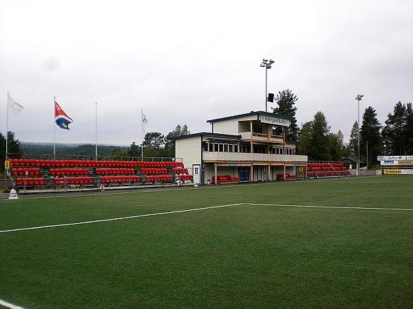 Nybergsund Stadion, Trysil