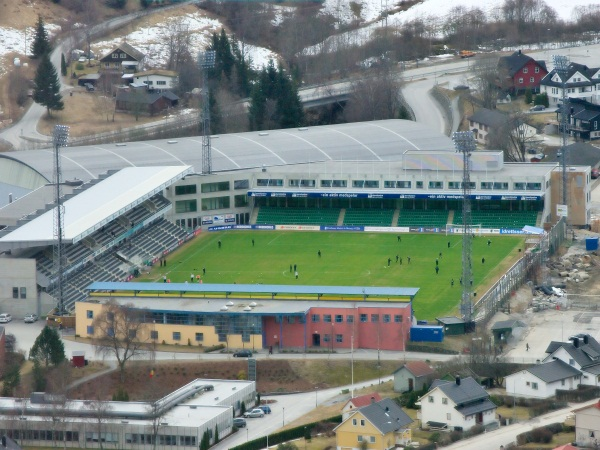 Fosshaugane Campus, Sogndal