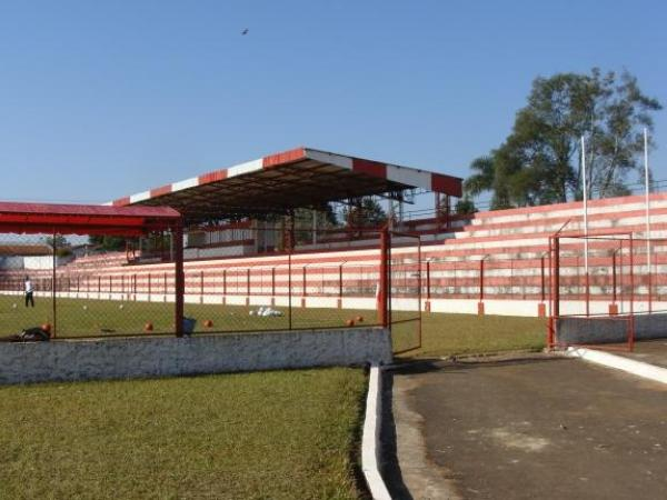 Estádio Municipal Newton Agibert, Prudentópolis, Paraná
