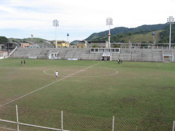 Estádio Romário de Souza Faria, Duque de Caxias, Rio de Janeiro