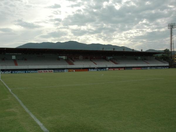 Estádio Giulite Coutinho, Mesquita, Rio de Janeiro