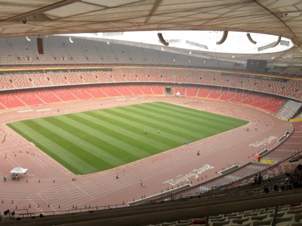 Beijing National Stadium, Beijing
