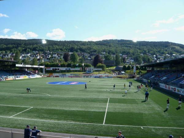 Marienlyst Stadion, Drammen