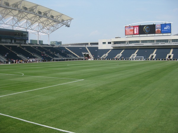 Talen Energy Stadium, Chester, Pennsylvania