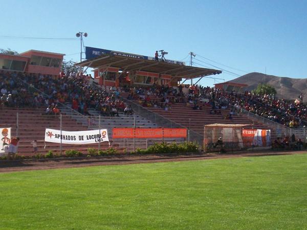 Estadio El Cobre, El Salvador, Diego de Almagro