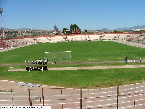 Estadio La Portada de La Serena, La Serena