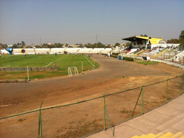 Estadio Municipal de La Cisterna, Santiago de Chile