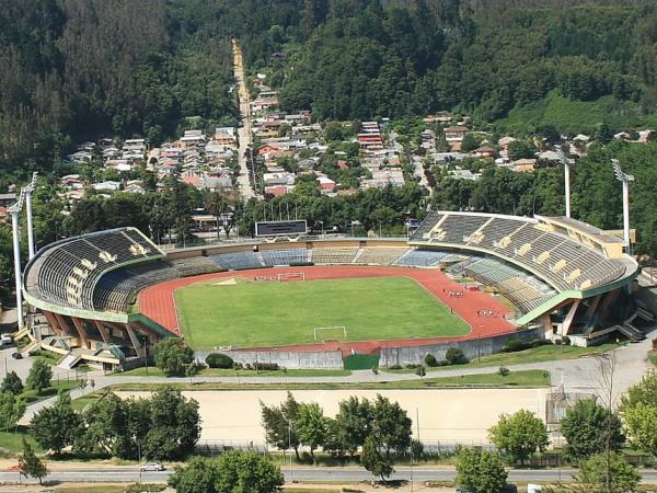Estadio Municipal Alcaldesa Ester Roa Rebolledo, Concepción