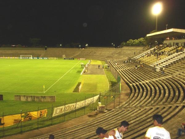 Estádio Elmo Serejo Farias, Taguatinga, Distrito Federal