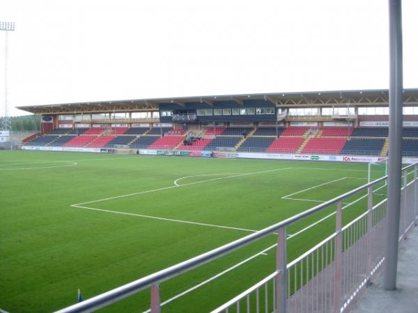 Boden Arena, Boden