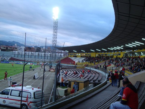 Estadio Alejandro Serrano Aguilar, Cuenca
