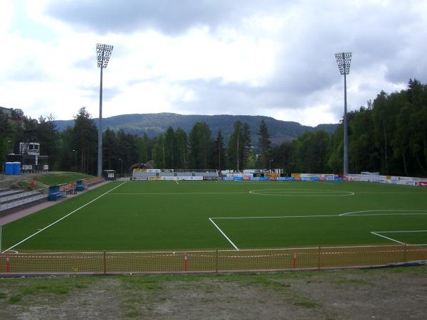 Idrettsparken, Notodden