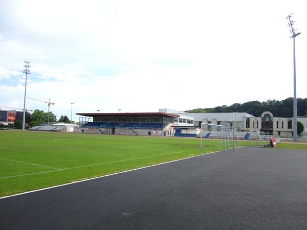 Centre Sportif du Deich, Ettelbréck (Ettelbrück)