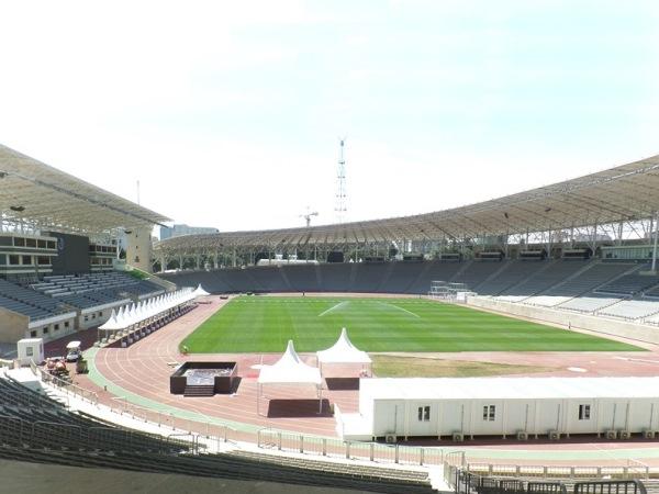 Tofiq Bəhramov adına Respublika stadionu, Bakı (Baku)