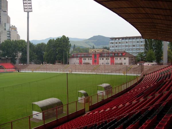 Stadion Bilino Polje, Zenica