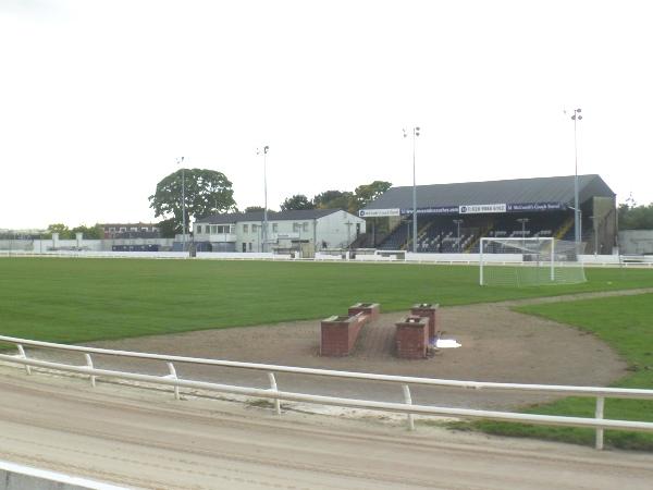 New Grosvenor Stadium, Ballyskeagh