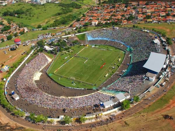 Estádio Paulo Constantino, Presidente Prudente, São Paulo