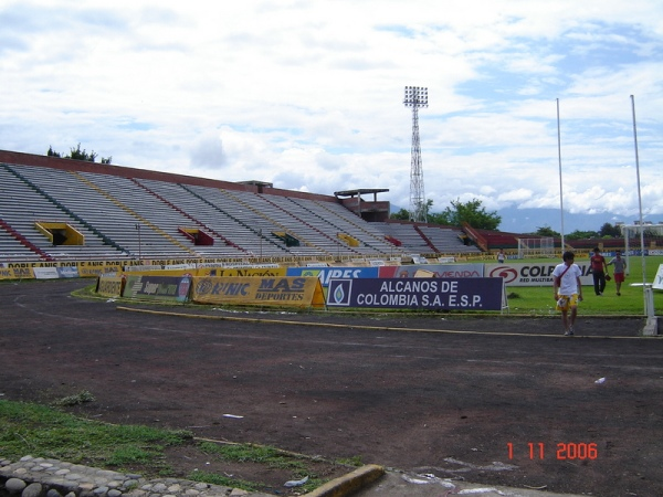Estadio Guillermo Plazas Alcid, Neiva