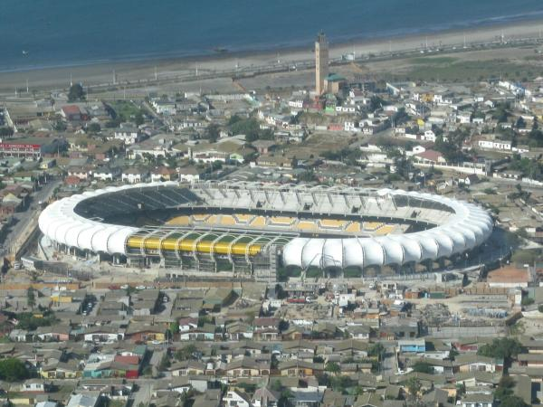 Estadio Bicentenario Francisco Sánchez Rumoroso, Coquimbo