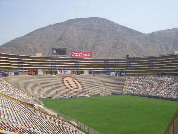 Estadio Monumental, Lima