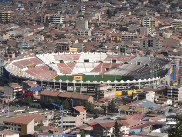 Estadio Inca Garcilaso de la Vega, Cusco