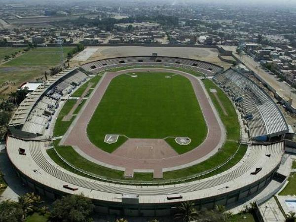 Estadio Elías Aguirre, Chiclayo