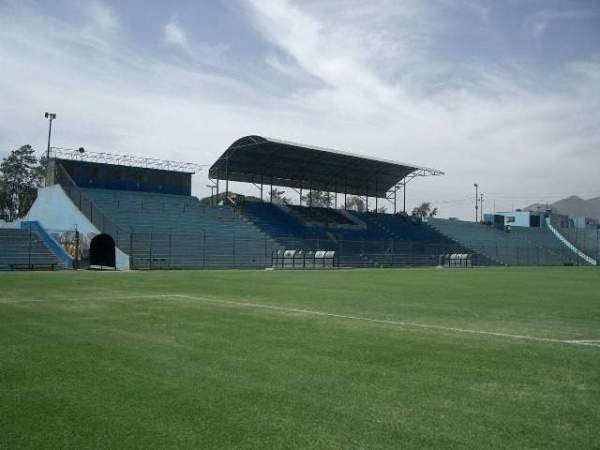 Estadio Alberto Gallardo, Lima