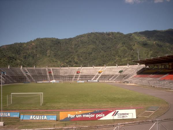 Estadio Manuel Murillo Toro, Ibagué