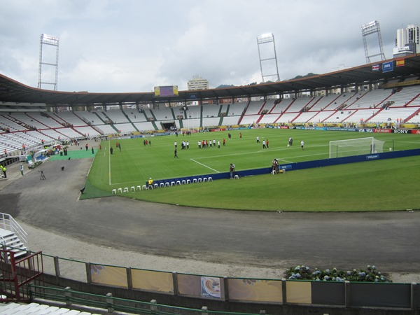 Estadio Palogrande, Manizales