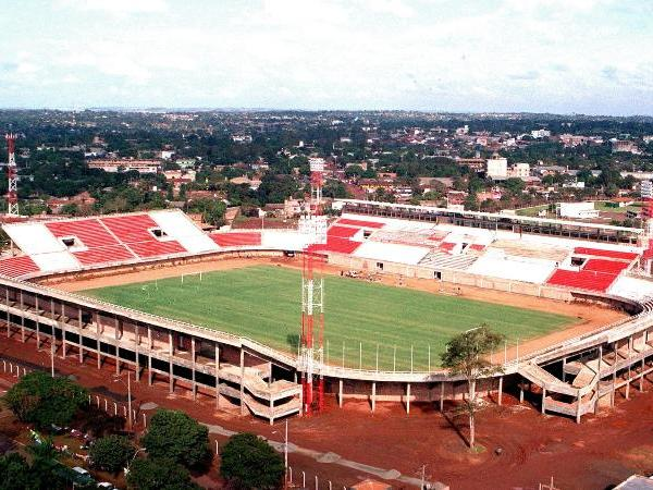 Estadio Antonio Aranda, Ciudad del Este
