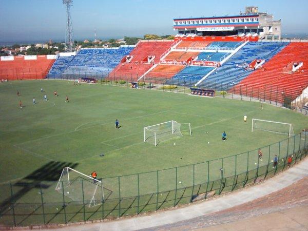 Estadio General Pablo Rojas, Asunción