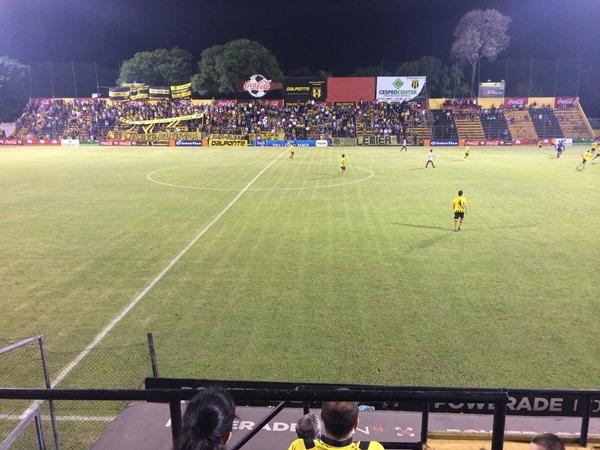 Estadio Rogelio Lorenzo Livieres, Asunción