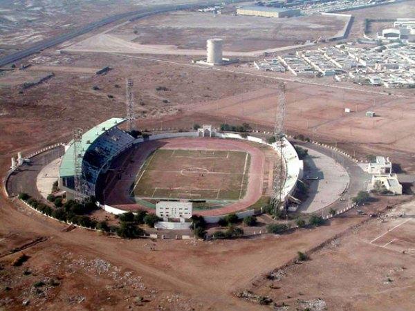 Stade El Hadj Hassan Gouled, Djibouti (Ville de Djibouti)