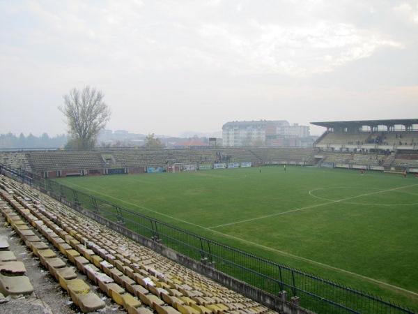Ecolog Arena, Tetovo