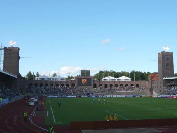 Stockholms Olympiastadion, Stockholm