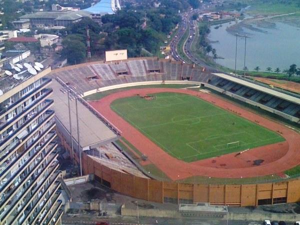 Stade Félix Houphouët-Boigny, Abidjan