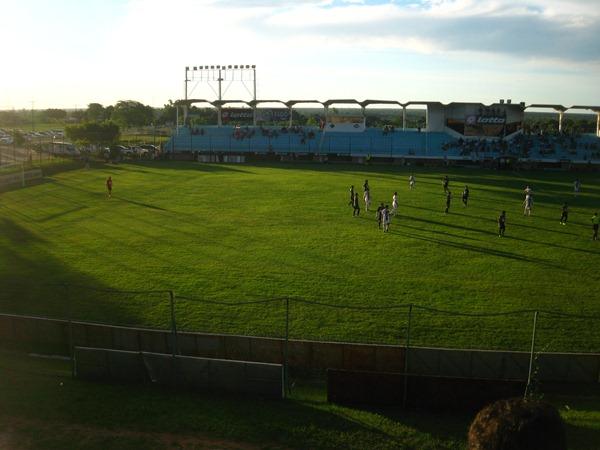 Estadio Roberto Béttega, Asunción