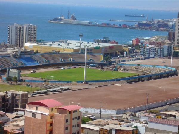 Estadio Regional Calvo y Bascuñán, Antofagasta
