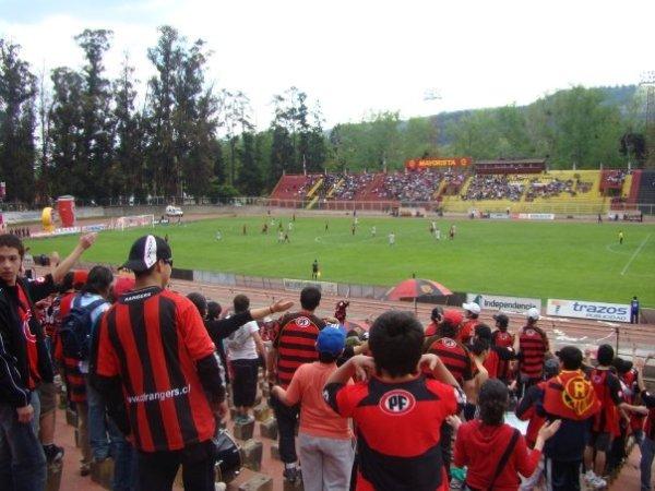 Estadio Fiscal de Talca, Talca
