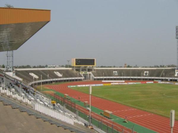 Stade de l'Amitié, Cotonou