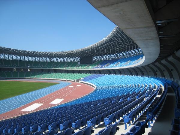 Kaohsiung National Stadium, Kaohsiung (Gaoxiong)