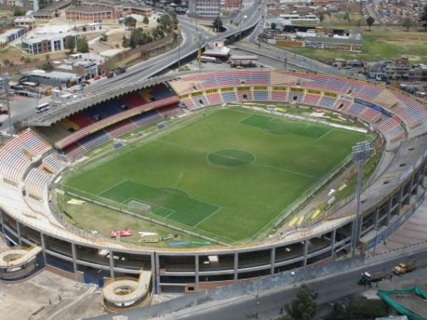 Estadio Departamental Libertad, San Juan de Pasto