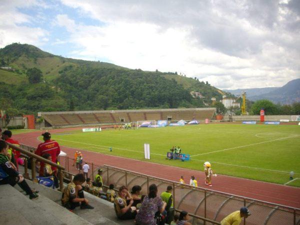 Estadio Metropolitano de Itagüí, Itagüí