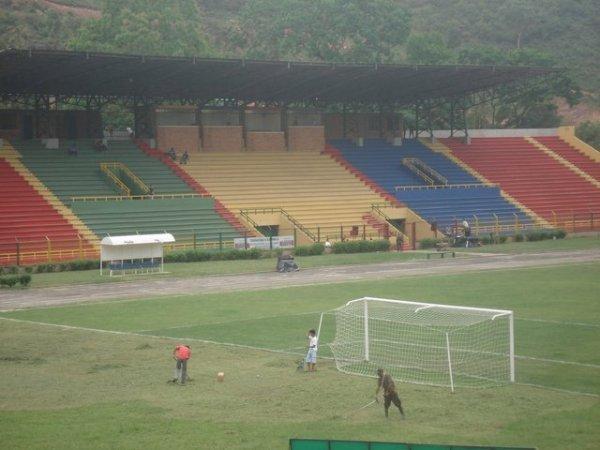 Estadio Álvaro Gómez Hurtado, Floridablanca