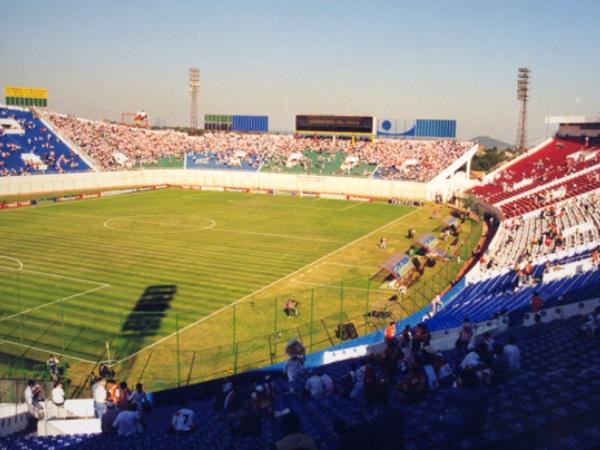 Estadio Defensores del Chaco, Asunción