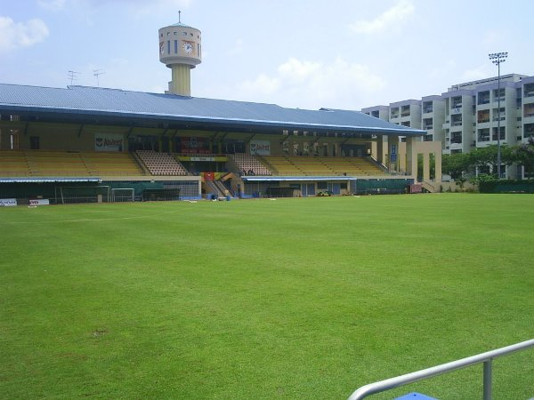 Jurong East Stadium, Singapore