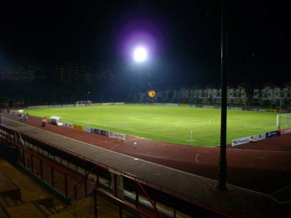 Choa Chu Kang Stadium, Singapore