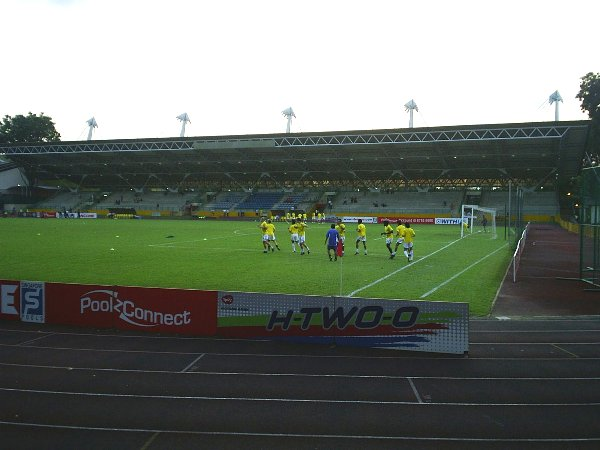 Yishun Stadium, Singapore